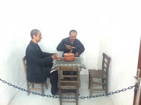 Darağacı - Picture of Ulucanlar Prison Museum, Ankara ...