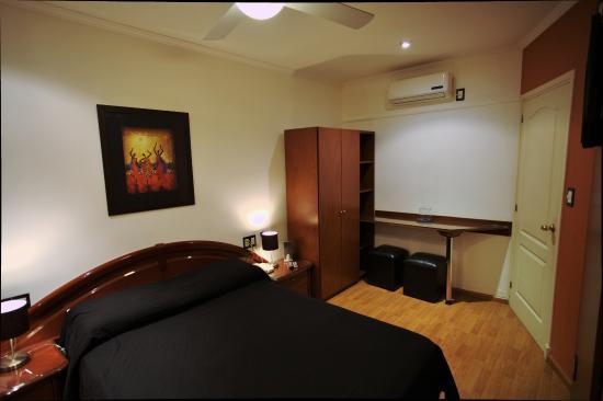Sur Hotel: Habitación Matrimonial Interna