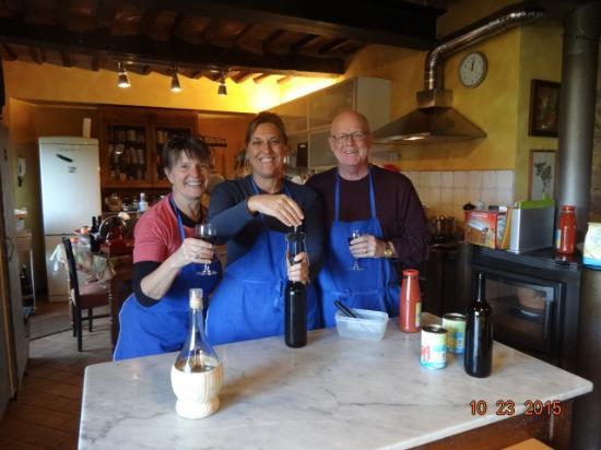 Aquilea, Ιταλία: Cooking class