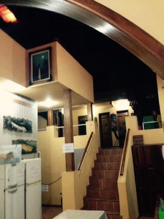 Hostel Manaus: Interieur