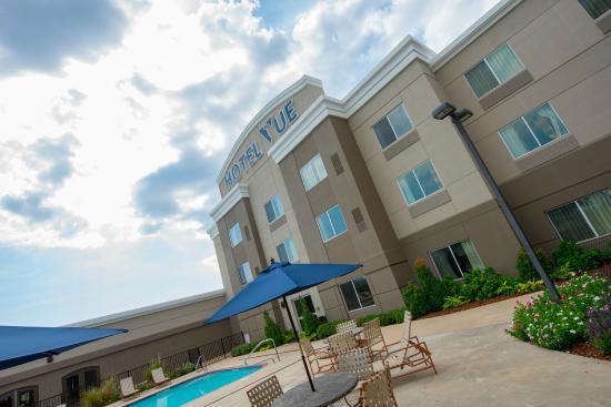 Hotel Vue: Pool