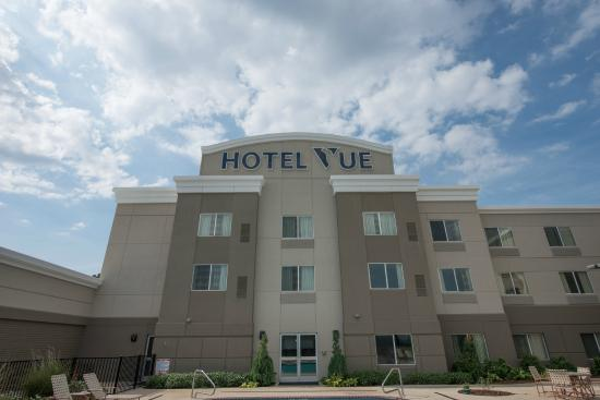 Hotel Vue: Exterior View