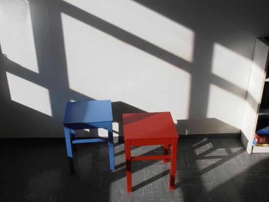 Raufarhofn, IJsland: Light and shadows.
