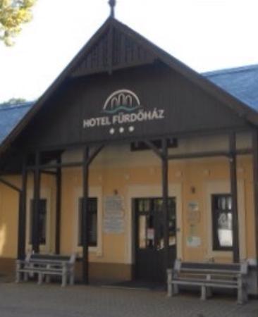Hotel Furdohaz