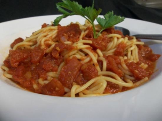 Andiamo: Spaghetti Marinara