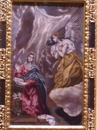 El Greco - Picture of Museo de Santa Cruz, Toledo ...