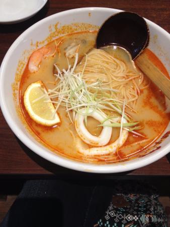 Ajisen Ramen: Seafood Ramen