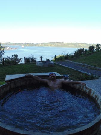 Jacuzzi Al Aire Libre Picture Of Enjoy Chiloe Hotel De La Isla - Fotos-de-jacuzzi