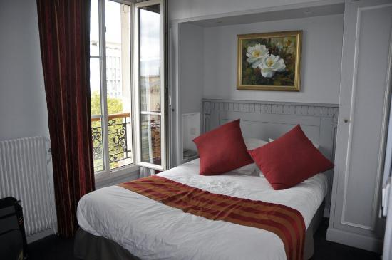Agate Hotel: Stanza 55 + vista