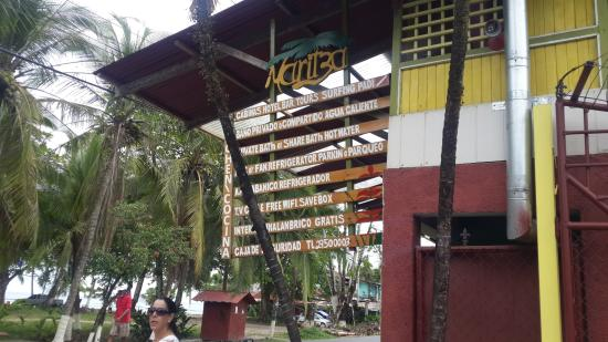 Hotel Maritza: Entrada Hotel