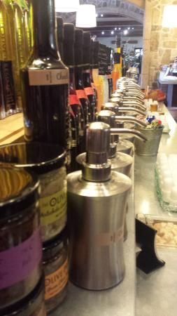 The Olive Press: Olive oil tasting