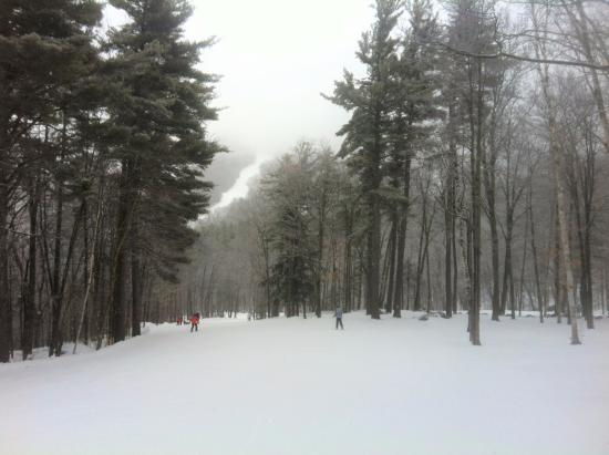 Mount Sunapee, NH: slope