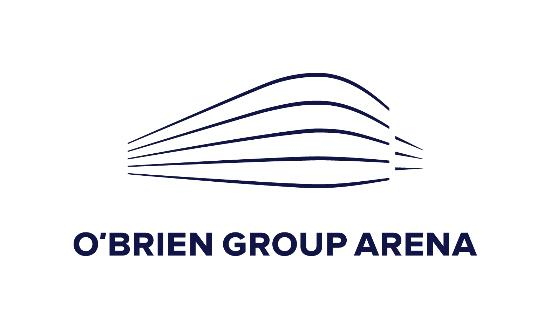 Image result for o'brien group arena logo