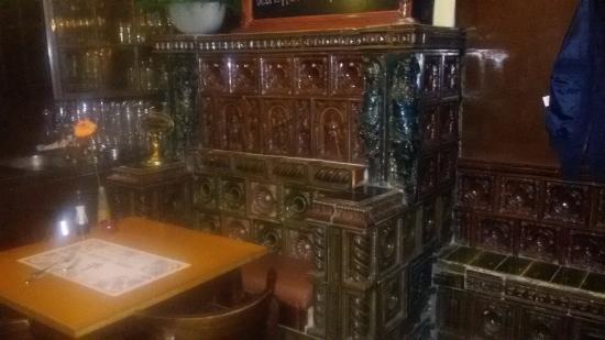 Zur Letzten Instanz: Interno del ristorante