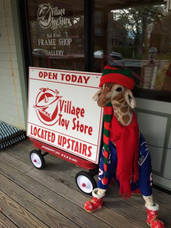 Brewster, MA: The Village Toy Store