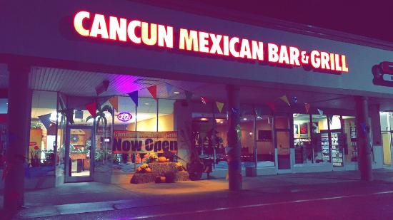 Cancun Mexican Bar & Grill