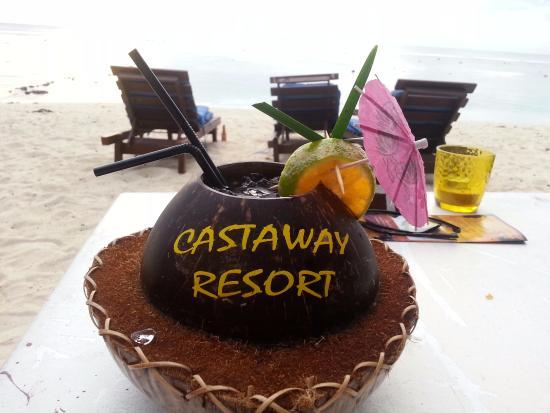 Wilson's Beach Bar - Castaway Resort Rarotonga : yummy