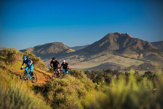 San Luis Obispo, CA: Mountain Biking
