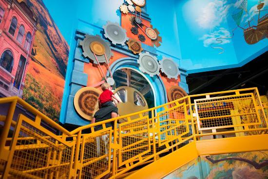 San Luis Obispo, CA: Children's Museum