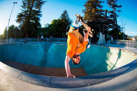 San Luis Obispo, CA: SLO Skate Park