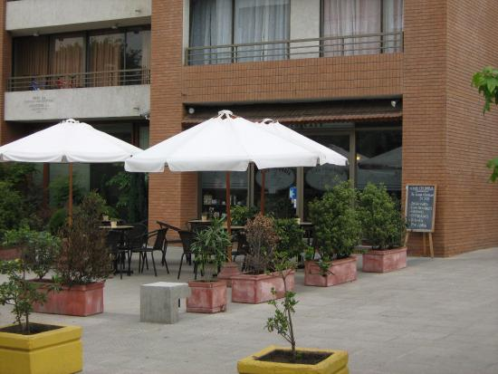 Terraza Del Cafe Picture Of Club Colombia Santiago