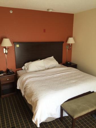 Hampton Inn Statesville: King Bed