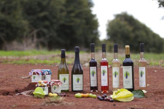 Ohana Winery & Exotic Fruits