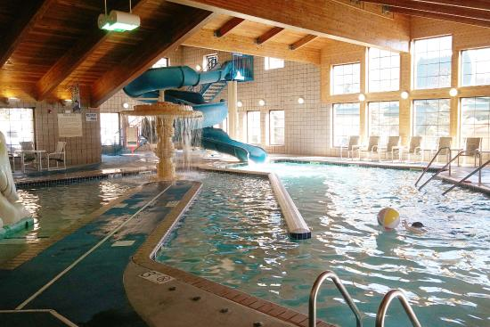 Hotel Glenwood Springs Pool With Waterslide
