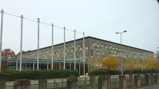 Grand Theatre de la Ville de Luxembourg