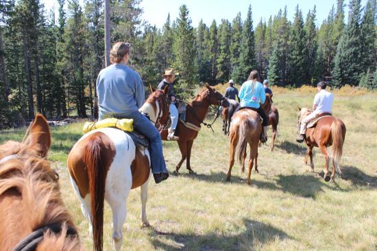 Grant, Κολοράντο: Trail Ride