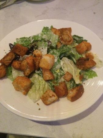 Deptford, NJ: tasty salad!