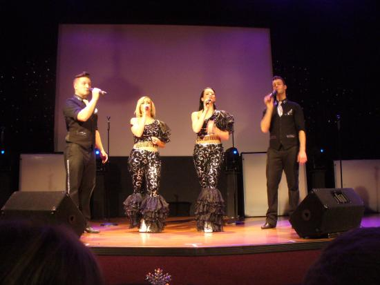 Thank You For the Music: A Modern Tribute to ABBA: They did not disappoint