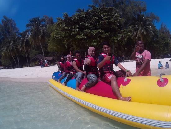 Image result for banana boat langkawi