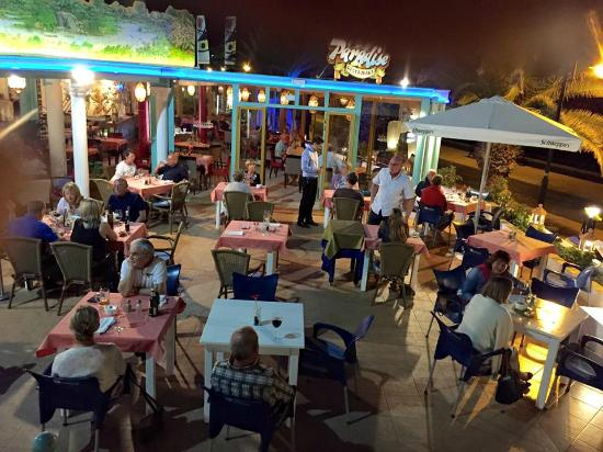 imagen Pizzeria Paradise Beach en Tías