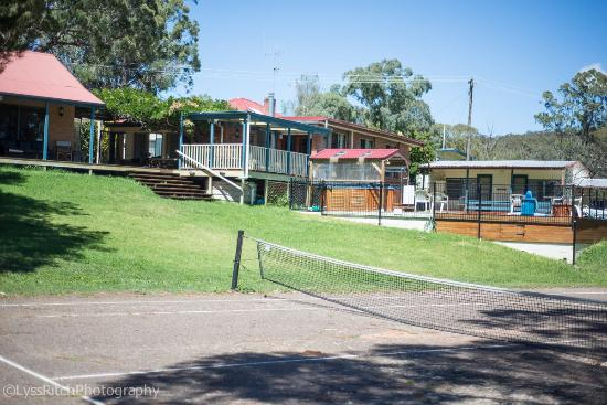 O'Connell, Australia: The homestead