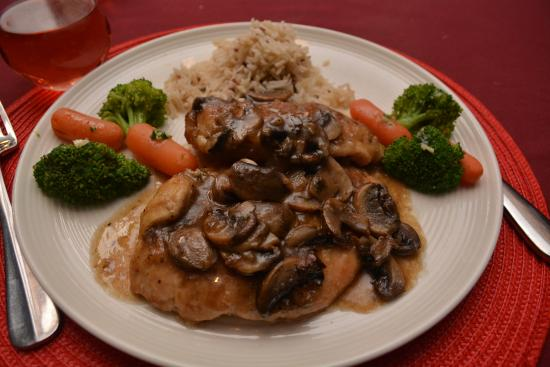 Dresden, Огайо: Chicken Marsala