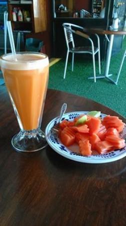 Nueva Zelanda: Un desayuno muy Adoc.