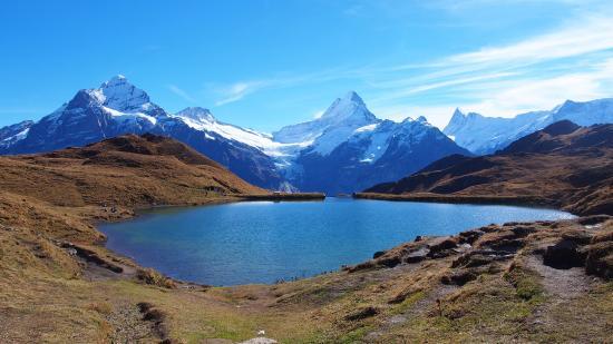 Grindelwald, Switzerland: Bachalpsee