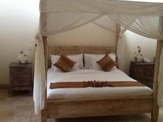 Villa Kubu Merta: Quiet and relaxing