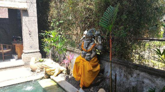 Villa Kubu Merta : Quiet and relaxing