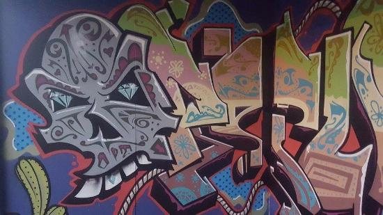 Green Ant Cantina : Graff 2