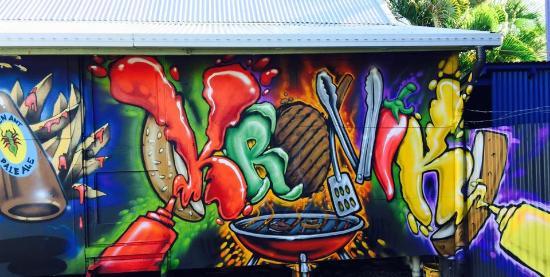 Green Ant Cantina : Graff 3