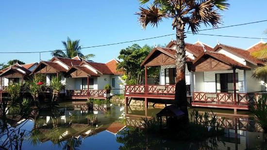 BEST WESTERN Suites and Sweet Resort Angkor: View from the restaurant
