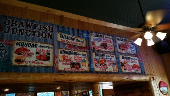 Johnson Creek, WI: Decor