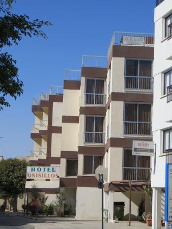 Onisillos Hotel Larnaca Cyprus: Onisillos Hotel