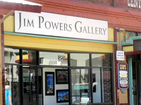 Jim Powers Gallery, Placerville, Ca