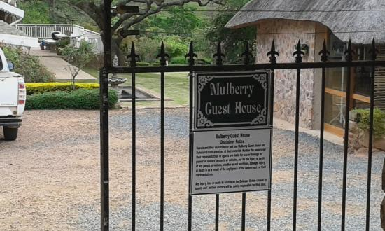 Mulberry Guest House