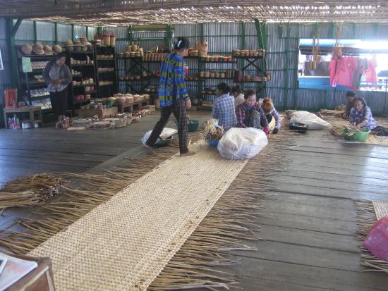 Saray Tonle Community Based Ecotourism: mat12