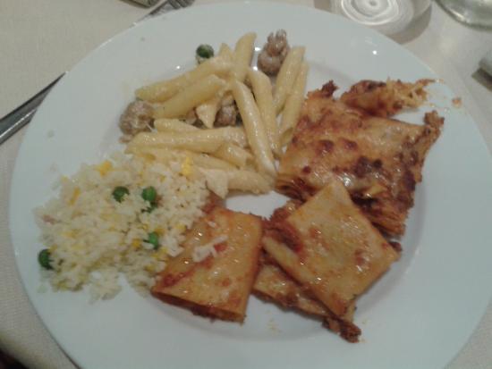ristorante zhao yang mix italia cina
