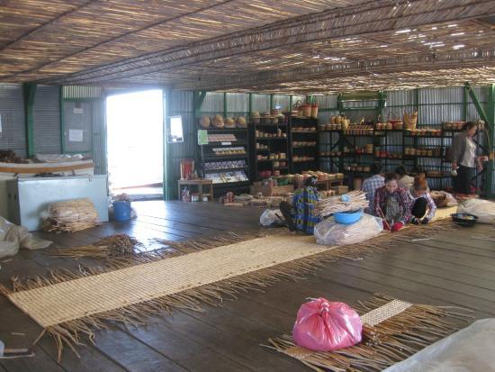 Saray Tonle Community Based Ecotourism: mat6
